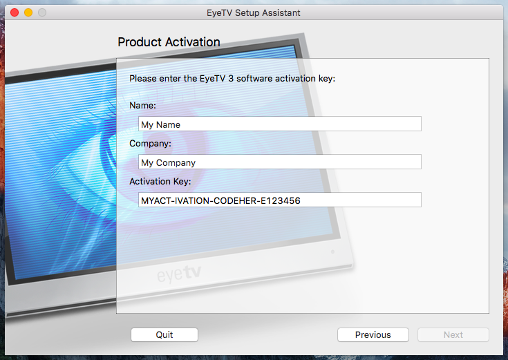 Activation Key not recognized after updating to El Capitan
