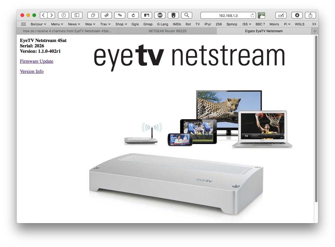 OldGoat's Content - EYE TV Support Forum